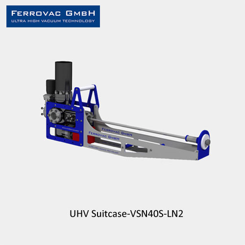 LN2-cooled UHV Suitcase Configuration