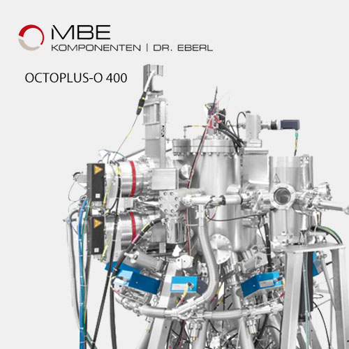 Oxide MBE system-OCTOPLUS-O 400